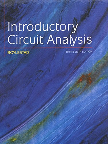9780134297446: Introductory Circuit Analysis; Laboratory Manual for Introductory Circuit Analysis