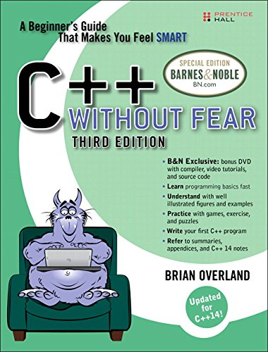 9780134299686: C++ Without Fear: Barnes & Noble Special Edition