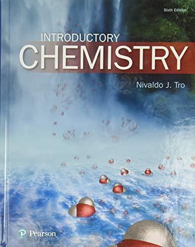 9780134302386: Introductory Chemistry (MasteringChemistry)