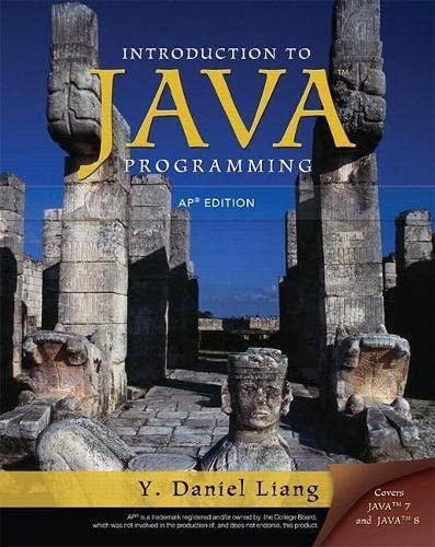 9780134304748: Introduction to Java Programming, AP Version