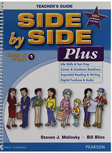 9780134306643: Side by Side Plus Teacher's Guide 1 with Multilevel Activity & Achievement Test Bk & CD-ROM