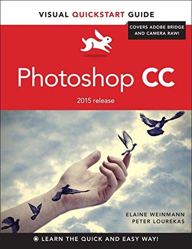 9780134308890: Photoshop CC: Visual QuickStart Guide (2015 release)