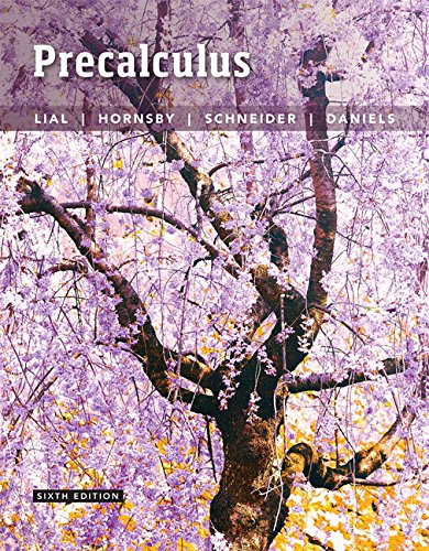 9780134309040: Precalculus plus MyLab Math with Pearson eText -- Access Card Package (6th Edition)