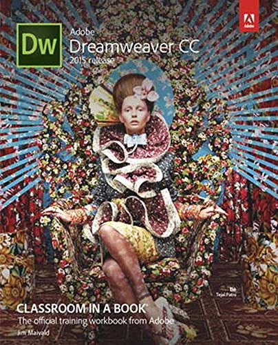 9780134309996: Adobe Dreamweaver CC Classroom in a Book 2015 (Classroom in a Book (Adobe))