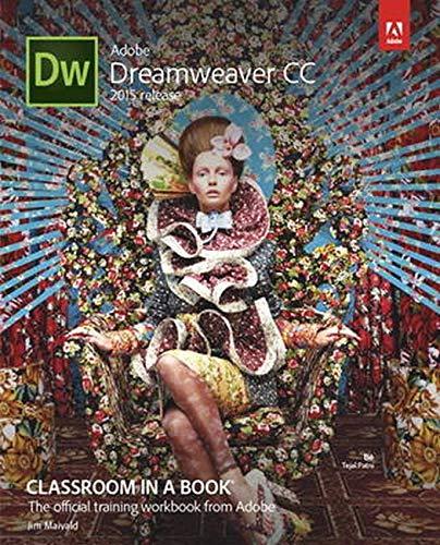 9780134309996: Adobe Dreamweaver CC Classroom in a Book (2015 release)