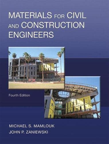 9780134320533: Materials for Civil and Construction Engineers (4th Edition)