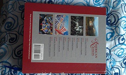 9780134322124: Prentice Hall American Nation Teacher Edition 1998 Isbn 0134322126
