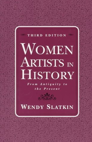 9780134328737: Women Artists in History: From Antiquity to the Present