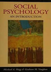 9780134331294: Social Psychology: An Introduction