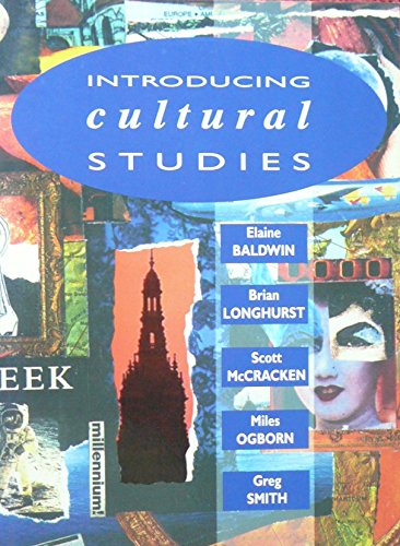 9780134333014: Introducing Cultural Studies