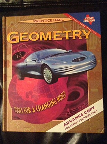 Geometry: Tools for a Changing World, Texas: Laurie E. Bass
