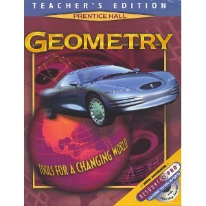 Geometry Tools for a Changing World, Teacher's Edition: Bass, Laurie E.