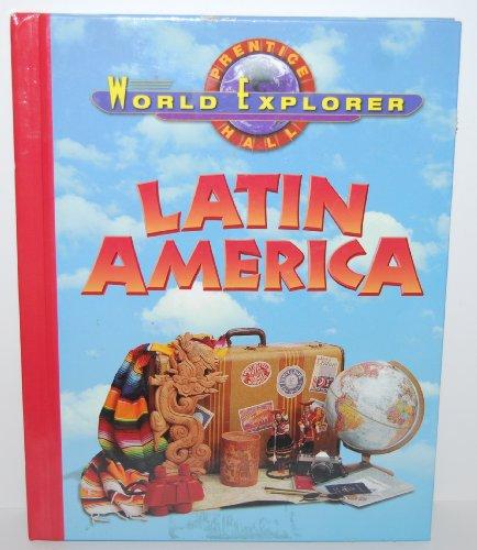9780134337043: Latin America (Prentice Hall World Explorer)