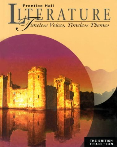 9780134340586: Prentice Hall Literature the British Tradition