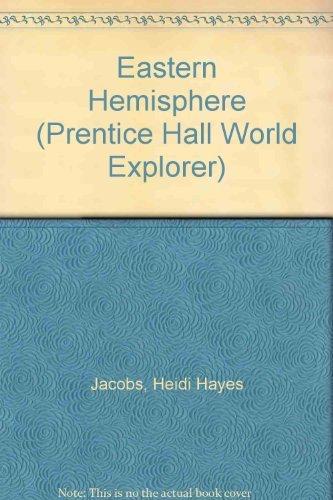 9780134341194: Eastern Hemisphere (Prentice Hall World Explorer)