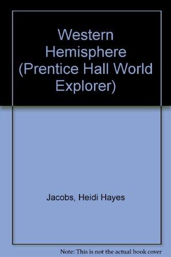 9780134341231: Western Hemisphere (Prentice Hall World Explorer)