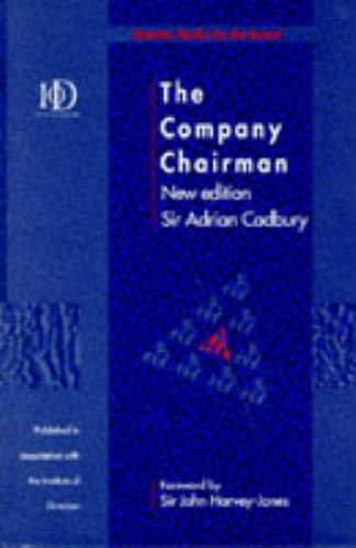 9780134341507: New Company Chairman