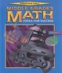 Middle Grades Math, Grades 6-8 Overhead Manipulatives Kit: al, Suzanne H. Chapin et