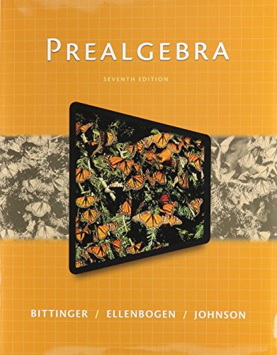 9780134347202: Prealgebra; MathXL Valuepack Access Card (6-months) (7th Edition)