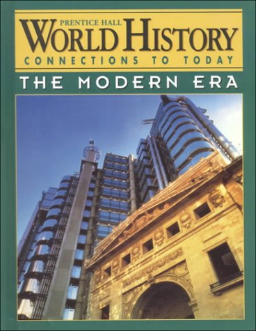 9780134348063: World History Connections to Today: The Modern Era