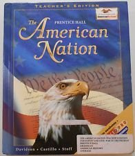 9780134349084: The American Nation, Teacher's Edition