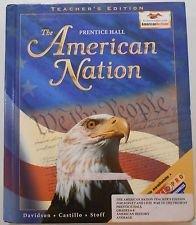 9780134349084: The American Nation, Teacher's Edition