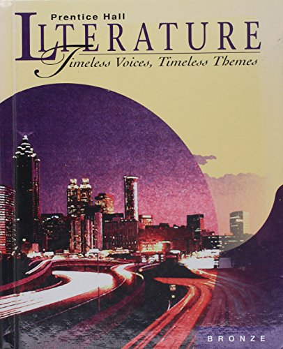 9780134352947: Literature: Timeless Voices, Timeless Themes