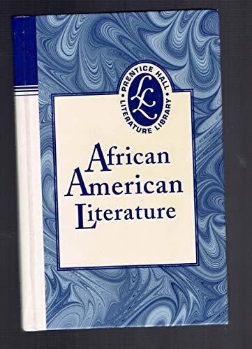 PRENTICE HALL LITERATURE: TVTT ANTHOLOGY AFRICAN AMERICAN: Prentice Hall