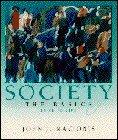 9780134358192: Society: The Basics
