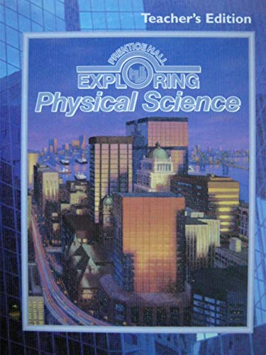 9780134358727: Prentice Hall Exploring Physical Science