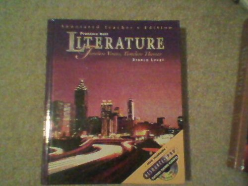 Prentice Hall Literature: Timeless Voices, Timeless Themes, Bronze Level, Annotated Teacher's Edition (9780134360171) by Heidi Hayes Jacobs; Richard Lederer