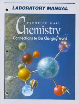 9780134362229: CHEMISTRY CTOCW LAB MANUAL SE 2000C