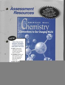9780134362274: Chemistry : Connections to Our Changing World