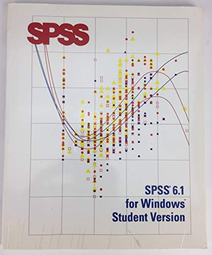 9780134362489: Spss 6.1 for Windows: Student Version