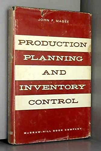 9780134363127: Production Planning and Inventory Control