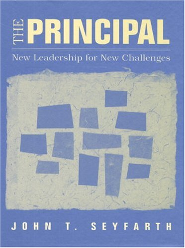 9780134365282: The Principal: New Leadership for New Challenges