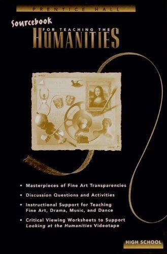 LITERATURE:TVTT HUMANITIES PACK HIGH SCHOOL 2000 FIFTH: PRENTICE HALL