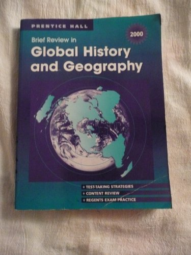 Brief Review in Global History and Geography: Steven Goldberg et