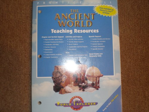 9780134369549: The Ancient World (Teaching Resources)