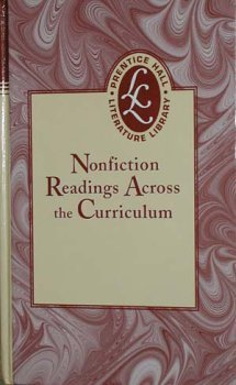 9780134372044: Nonfiction Readings Across the Curriculum