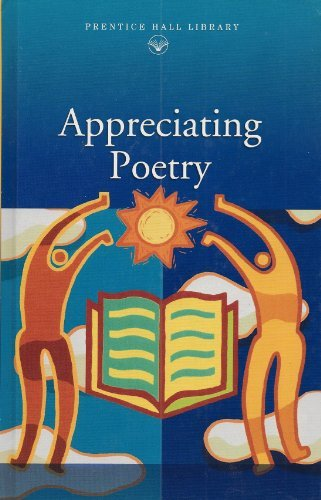 9780134372082: PRENTICE HALL LITERATURE TVTT MINI ANTHOLOGY APPRECIATING POETRY GRADE 6