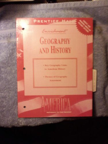 9780134372365: Enrichment Geography and History (Prentice Hall America Pathways to the Present)