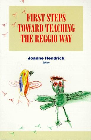 9780134373027: First Steps Toward Teaching the Reggio Way