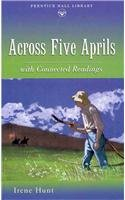 9780134374994: Across Five Aprils (Prentice Hall Literature Library)