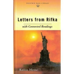 9780134375021: Letters from Rifka: With connected readings (Prentice Hall literature library)