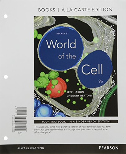 9780134381244: Becker's World of the Cell, Books a la Carte Plus Mastering Biology with eText -- Access Card Package (9th Edition)