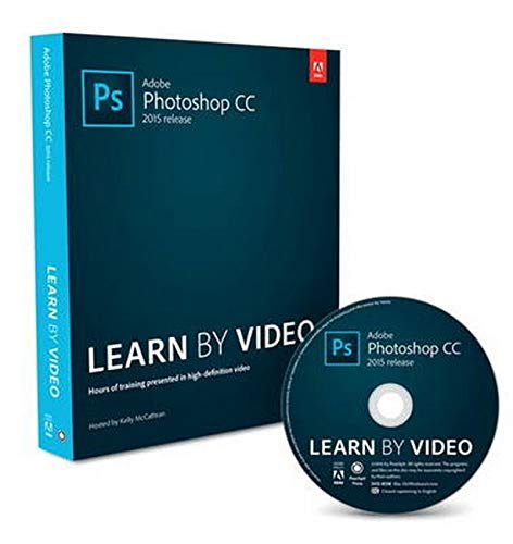 9780134384115: Adobe Photoshop CC (2015 release) Learn by Video