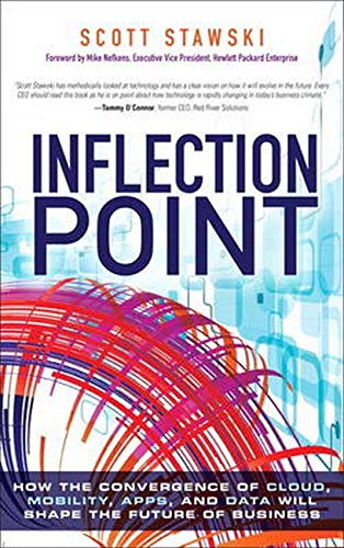 9780134387048: Inflection Point: How the Convergence of Cloud, Mobility, Apps and Data Will Shape the Future of Business