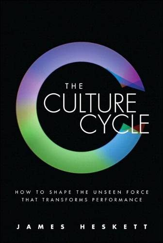 9780134387079: The Culture Cycle: How to Shape the Unseen Force that Transforms Performance (Paperback)