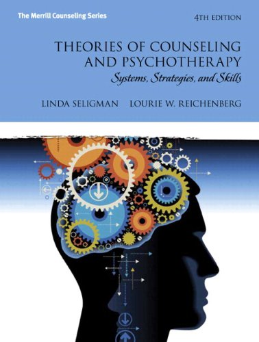 9780134391052: Theories of Counseling and Psychotherapy: Systems, Strategies, and Skills Mycounselinglab Without Pearson Etext -- Access Card Package